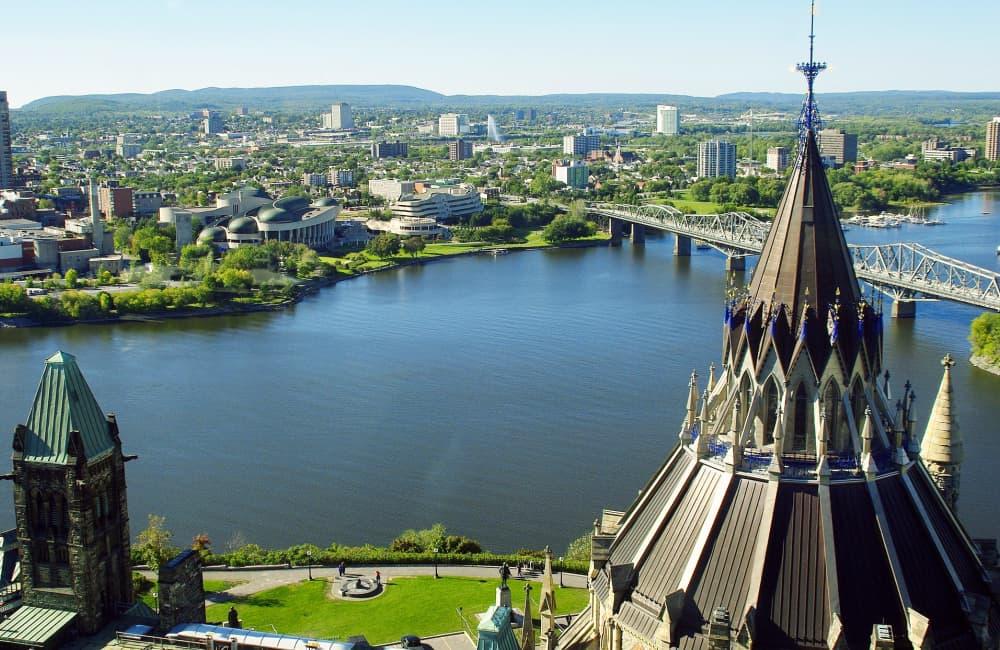 Ottawa City Canada