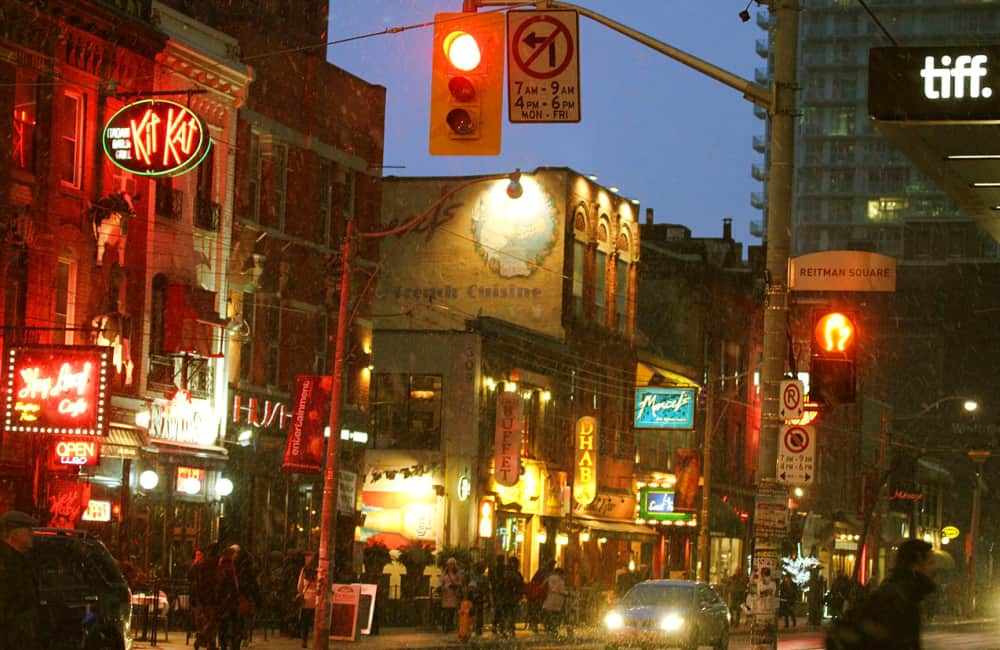 Toronto Entertainment District