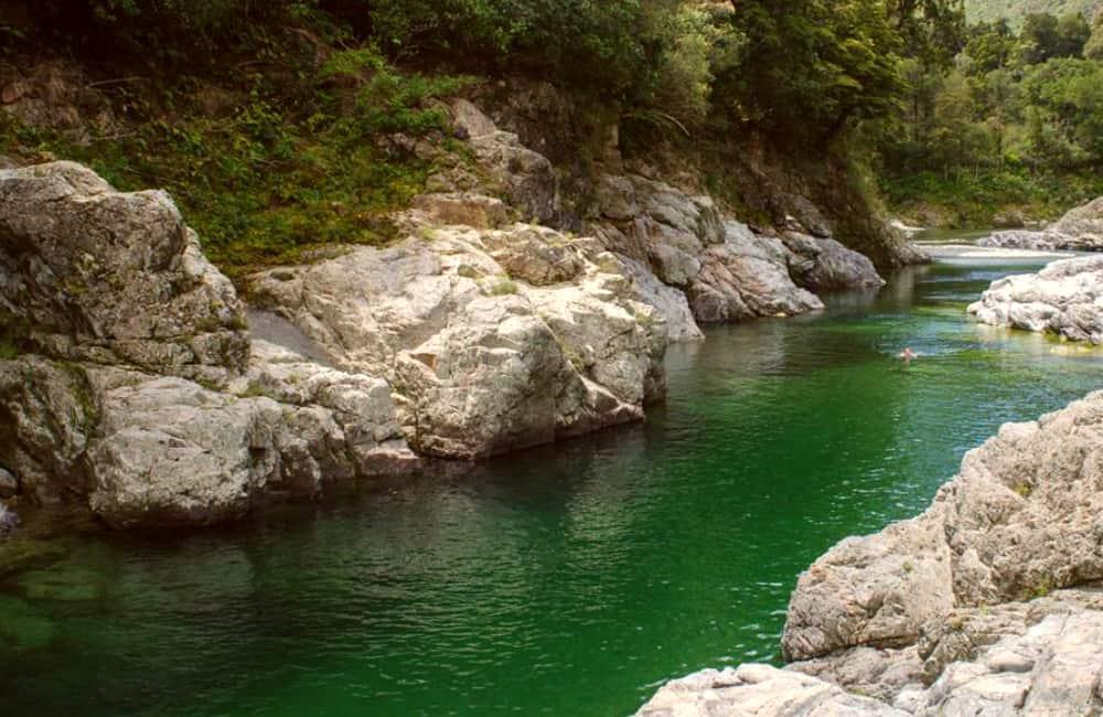 Pelorus River New Zealand