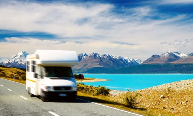 10 Of The Best Locations For Campervanning And Freedom Camping In New Zealand