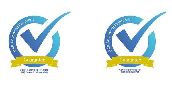 BAR Advance Payment Guarantee Logos