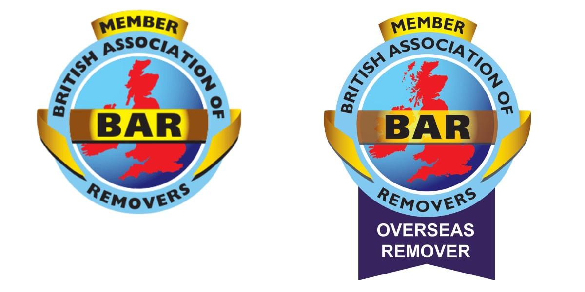 BAR Logo Comparison