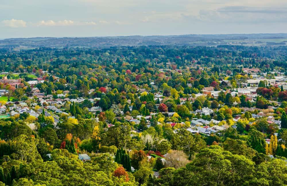 Bowral County Beautiful