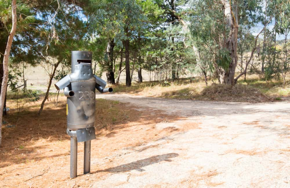 Ned Kelly Trail Victoria