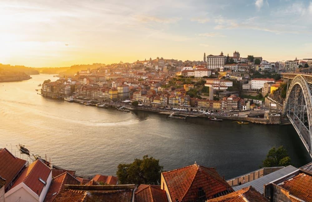 Perfect Port on River Douro