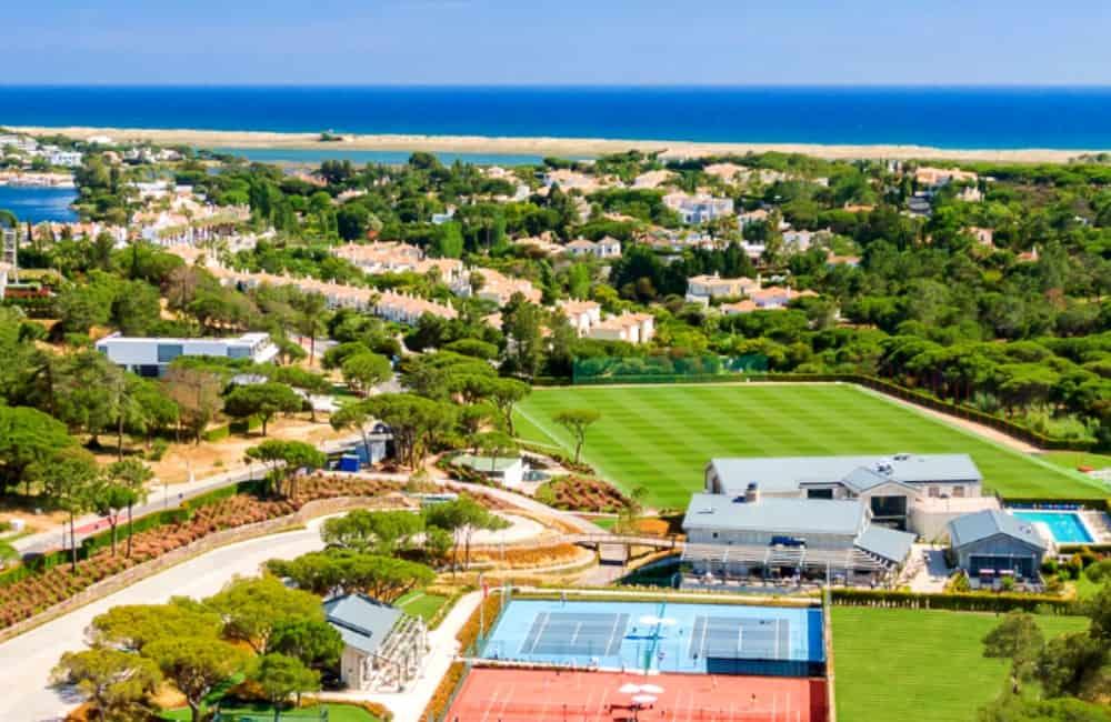 Quinta do Lago golf resort Portugal