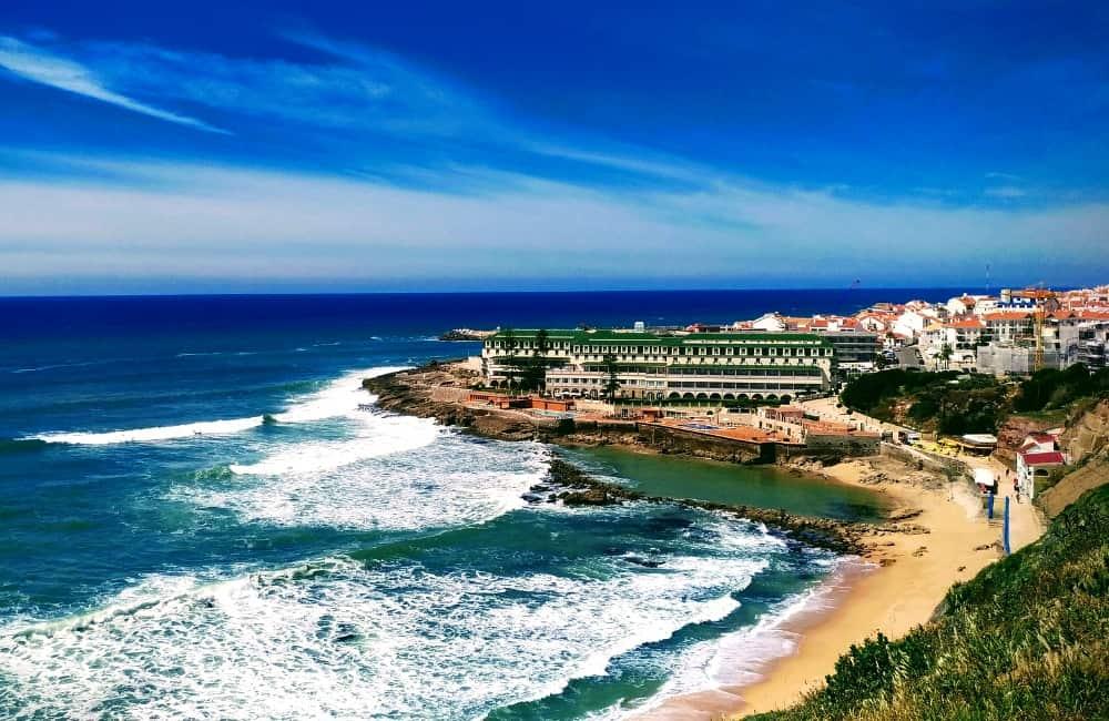 coastal Ericeira Portugal