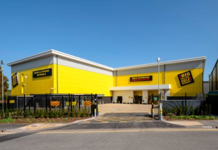discounts with Big Yellow Self Storage